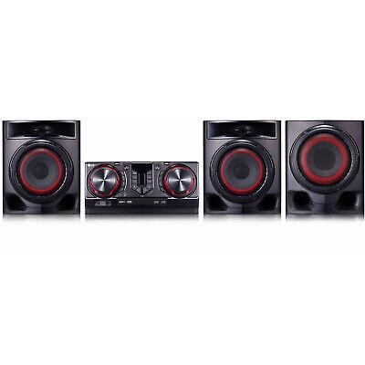 LG CJ45 720W Hi-Fi Entertainment System with Bluetooth Connectivity (Black) 2