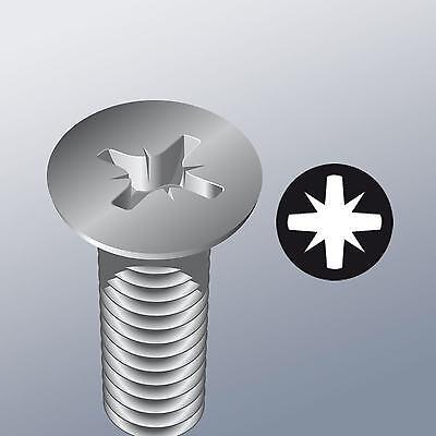 Wera Kraftform Kompakt 62 Tournevis & Long Sécurité Pz  Ph Tx Hexagonal 7