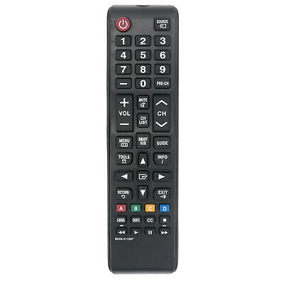 New TV Remote Control BN5901199F Replacement for Samsung LED LCD HDTV Smart TV 2
