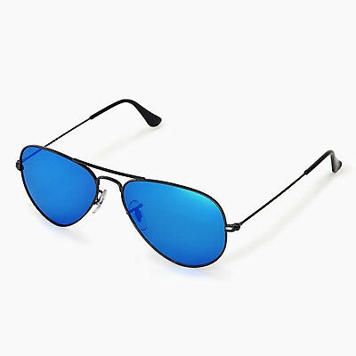 8a3b30c9d548d ... Walleva Polarized Ice Blue Lenses 4 Ray-Ban Aviator Large Metal RB3025  55mm 4