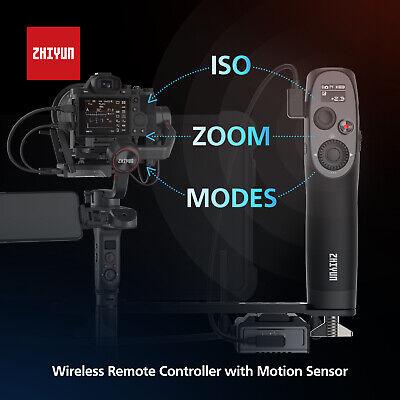 ZHIYUN WEEBILL S 3-Axis Gimbal Handheld Stabilizer For DSLR & Mirrorless Cameras 8