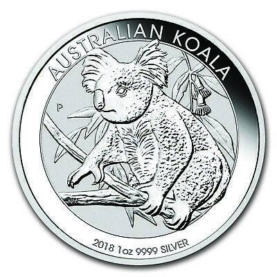 2018 Australia 1 oz Silver Koala (MintDirect® Premier Single) 3