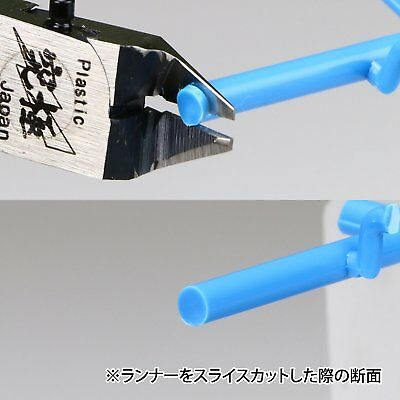 God Hand SPN-120 Ultimate Nipper 5.0 For Plastic Model Kits Gundam Pliers US 3