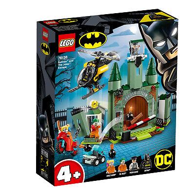 LEGO® DC Comics Super Heroes 76138 76137 Batman™ und Joker™ N6/19 2