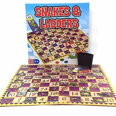 Traditional Classic Modern Full Size Family Childrens Kids Board Games Boardgame 7
