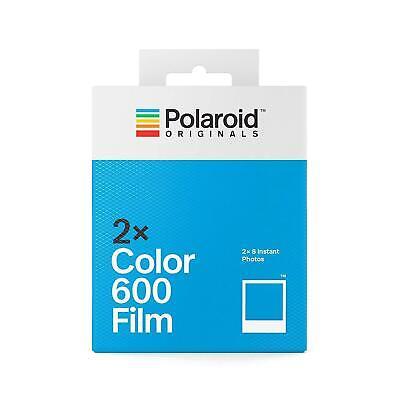 Polaroid Originals 600 Color Instant Film - TWIN PACK 2