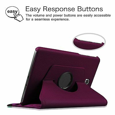Samsung Galaxy Tab A 10.5 T590 / T595 Rotating 360 Degree Smart Stand Case Cover 7