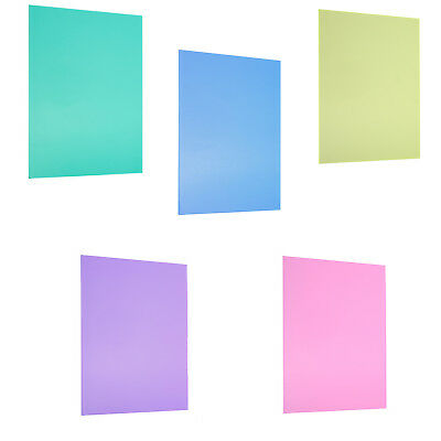 "Neewer 12x12"" Transparent Color Light Gel Filter Set Pack of 11 Gel Sheets"