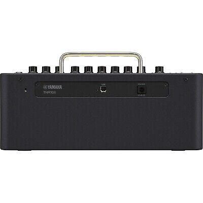 Yamaha THR10II 20W Bluetooth Amplifier Head for Electric Guitars 2