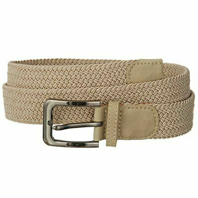 """Premium Men's Braided Stretch Belts - Comfortable Golf Belt 1.5"""" New Without Tag 3"""