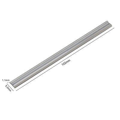 2x Hobelmesser Wendemesser 102mm für AEG ATLAS-COPCO EH102 / HB750 / HBE800 /B39