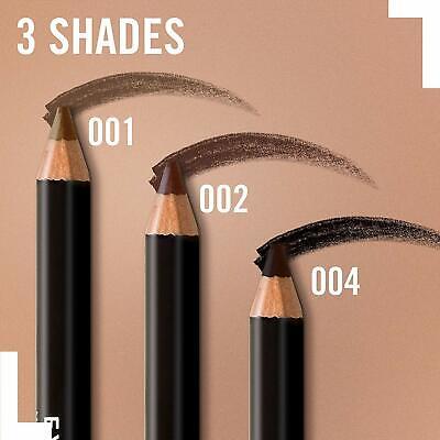 Rimmel Professional Eyebrow Pencil With Brush *DARK BROWN/ HAZEL/ BLACK BROWN* 2