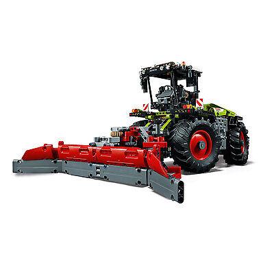 LEGO 42054 Technic CLAAS Traktor XERION 5000 TRAC VC  N16/8 3