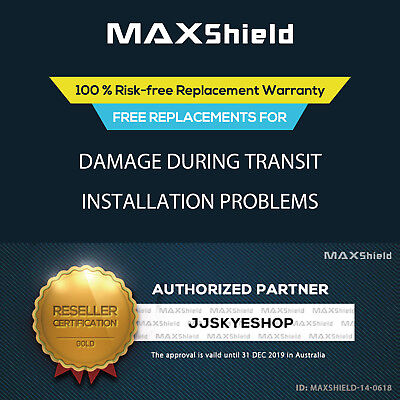 MaxShield Screen Protector for Apple Watch Series 2/3/4/5 38/42mm 40/44mm iWatch 3