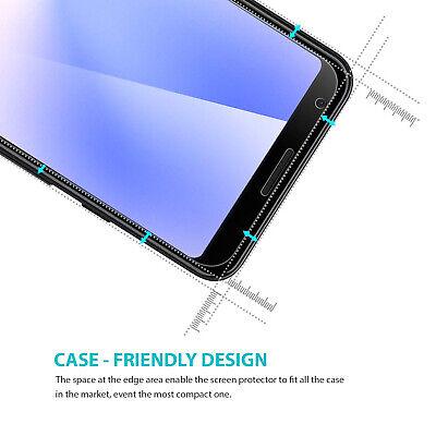 Google Pixel 3A XL 3AXL 9H Premium Full Cover Tempered Glass Screen Protector 3