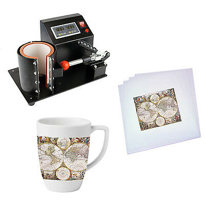 "100 sheets 13"" x19"" Sublimation Ink Transfer Paper Heat Press For Inkjet Printer 5"