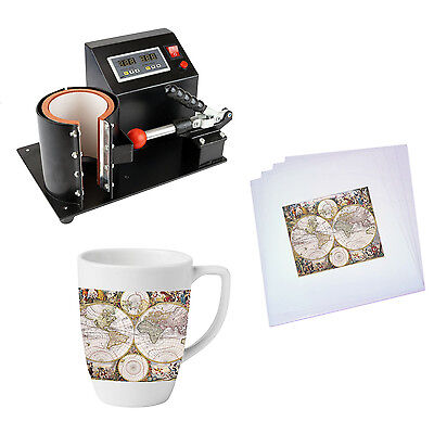 """400 sheets +A3 13""""x19"""" Inch 100gsm Thick Sublimation Inkjet Heat Transfer Paper 11"""