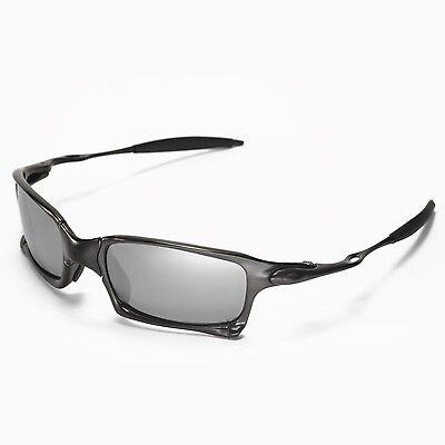 4bee5ddc26 NEW WALLEVA POLARIZED Titanium Lenses For Oakley X-Squared -  22.99 ...