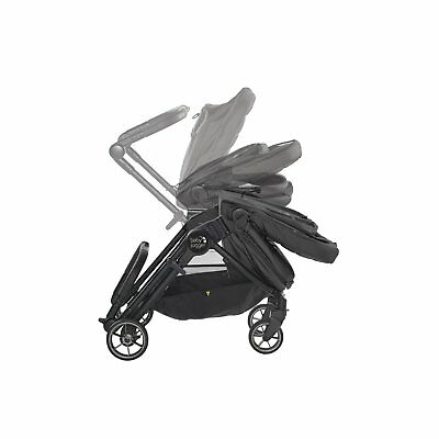 Baby Jogger 2018 City Tour Lux Stroller In Granite Open Box See Details