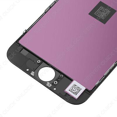 Pantalla Completa para Iphone 6 Negra Negro Tactil Digitalizador + LCD + Marco 6