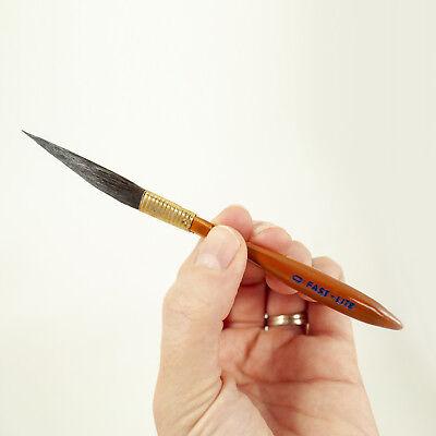 #1 OR Set of Three #0 Andrew Mack SLS Pinstriping Sign Paint Brush Sizes #00