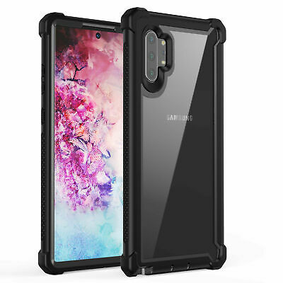 For Samsung Galaxy Note 10 Plus Shockproof Protective Case Rugged Hybrid Cover 10