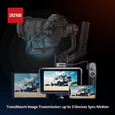 ZHIYUN WEEBILL S 3-Axis Gimbal Handheld Stabilizer For DSLR & Mirrorless Cameras 6