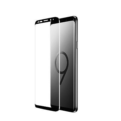 For Samsung Galaxy S9 S8 Plus Note 9 4D Full Cover Temper Glass Screen Protector 9
