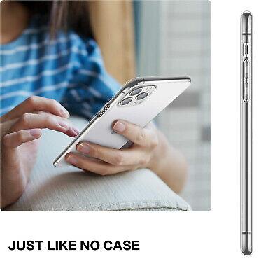 iPhone 11 Pro Max X XS MAX XR iPhone 8 Plus 7 Plus Case Clear Slim Soft Cover 9