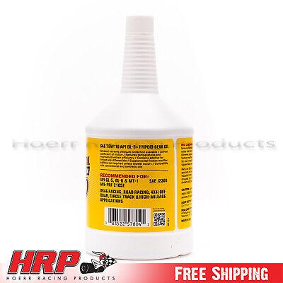 RedLine-75W110 GL-5 Gear Oil - 1 Quart - PN: 57804