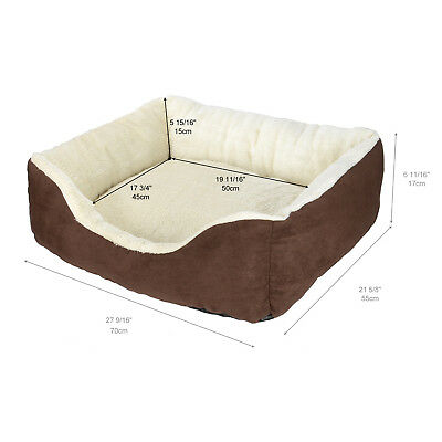 Dog Bed Kennel Medium Size Cat Pet Puppy Sofa Bed House Soft Warm Hot 7