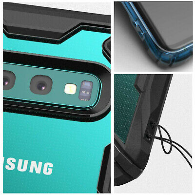 Galaxy S10 S10e S10+ Plus Case Genuine RINGKE FUSION X Clear Cover For Samsung 4