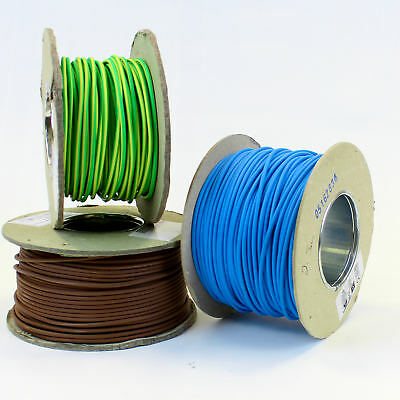 6491X Single Core multi Stranded Conduit H07V-R Cable 1.5mm 2.5mm 1-100m