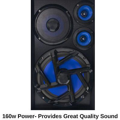 Portable Karaoke Machine Home Audio Bluetooth Speaker System Wireless Microphone 7