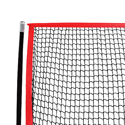 10 x 7FT Portable Golf Hitting Practice Net Driving Training Aids w/ Carry Bag 9