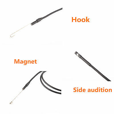 7mm 6 LED Waterproof Android Endoscope Borescope Snake Inspection Camera video
