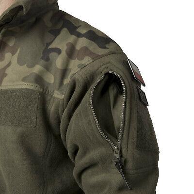 Helikon Tex Infantry Duty Fleece Jacket Black schwarz Outdoor Jacke 3