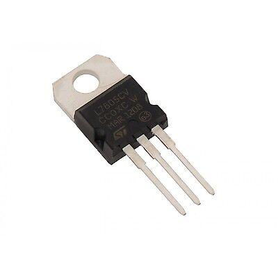 5PCS Positive Voltage Regulator IC KEC TO220F KIA7805API KIA7805A 7805API 7805A