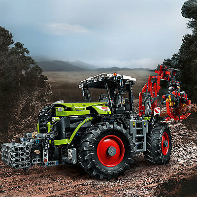 LEGO 42054 Technic CLAAS Traktor XERION 5000 TRAC VC  N16/8 6