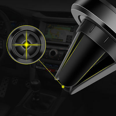 Car Magnet Magnetic Air Vent Stand Mount Holder Universal For Mobile Cell Phone 5