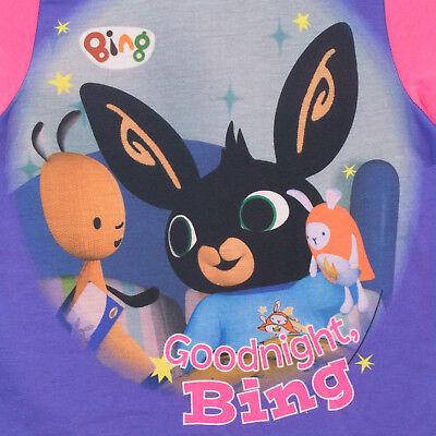 Bing Pyjamas | Kids Bing Pyjama Set | Girls Bing and Flop PJs | Bing Pyjama 3