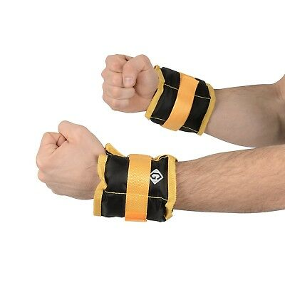 Wrist Ankle Weights Resistance Strength Training Exercise Bracelets Straps Gym 4