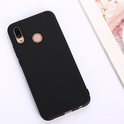 Candy Color Case for Huawei Y5 Y6 Y7 Y9 Honor 8x P20 Cover Smart Soft Silicon 7