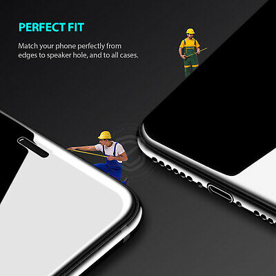 iPhone 11 Pro Max X XS Max XR ZUSLAB Tempered Glass Screen Protector for Apple 5