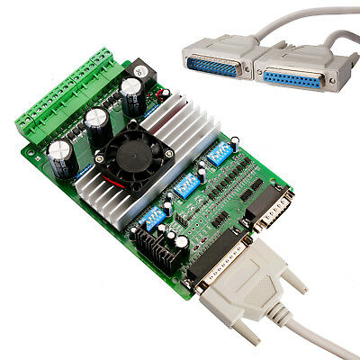 NEMA 23 STEPPER Motor 290oz-in +3 Axis TB6560 Board CNC Kit /Router  Axis Tb Wiring Diagram on