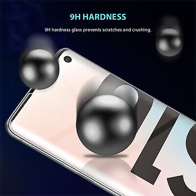 Galaxy S10 S9 S8 Plus S10e Note 9 8 Full Tempered Glass Screen Protector Samsung 7