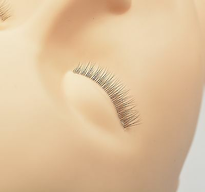 LashArt 5 Pairs Training Lashes for Eyelash Extension The Most Realistic Look