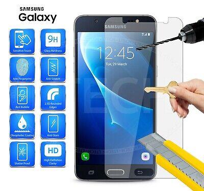 Vitre Film Protection Verre Trempé Samsung Galaxy S9/S8/A3/A5/A6+ J3/J5/J6 Plus 7