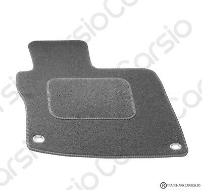 SINGLE DRIVERS CAR MAT TAILORED FULLY 2 Clip 08-11 HONDA JAZZ