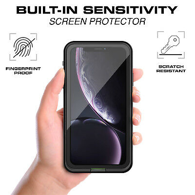 For Apple iPhone XR Xs Max Case Life Waterproof Dropproof Dirtproof Snowproof 3